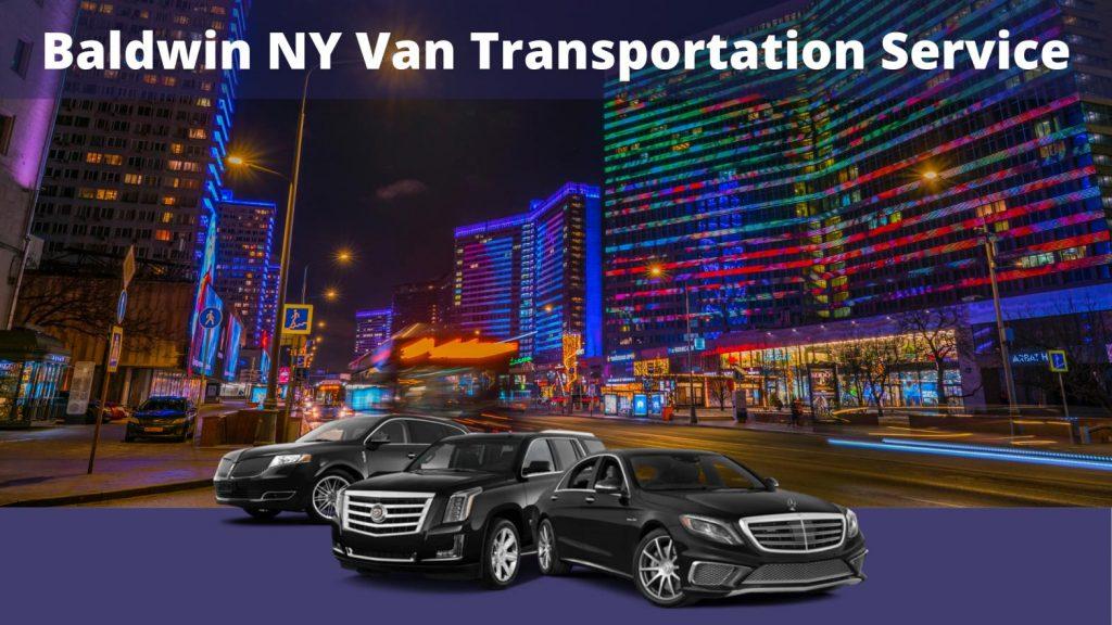Baldwin NY Van Transportation Service